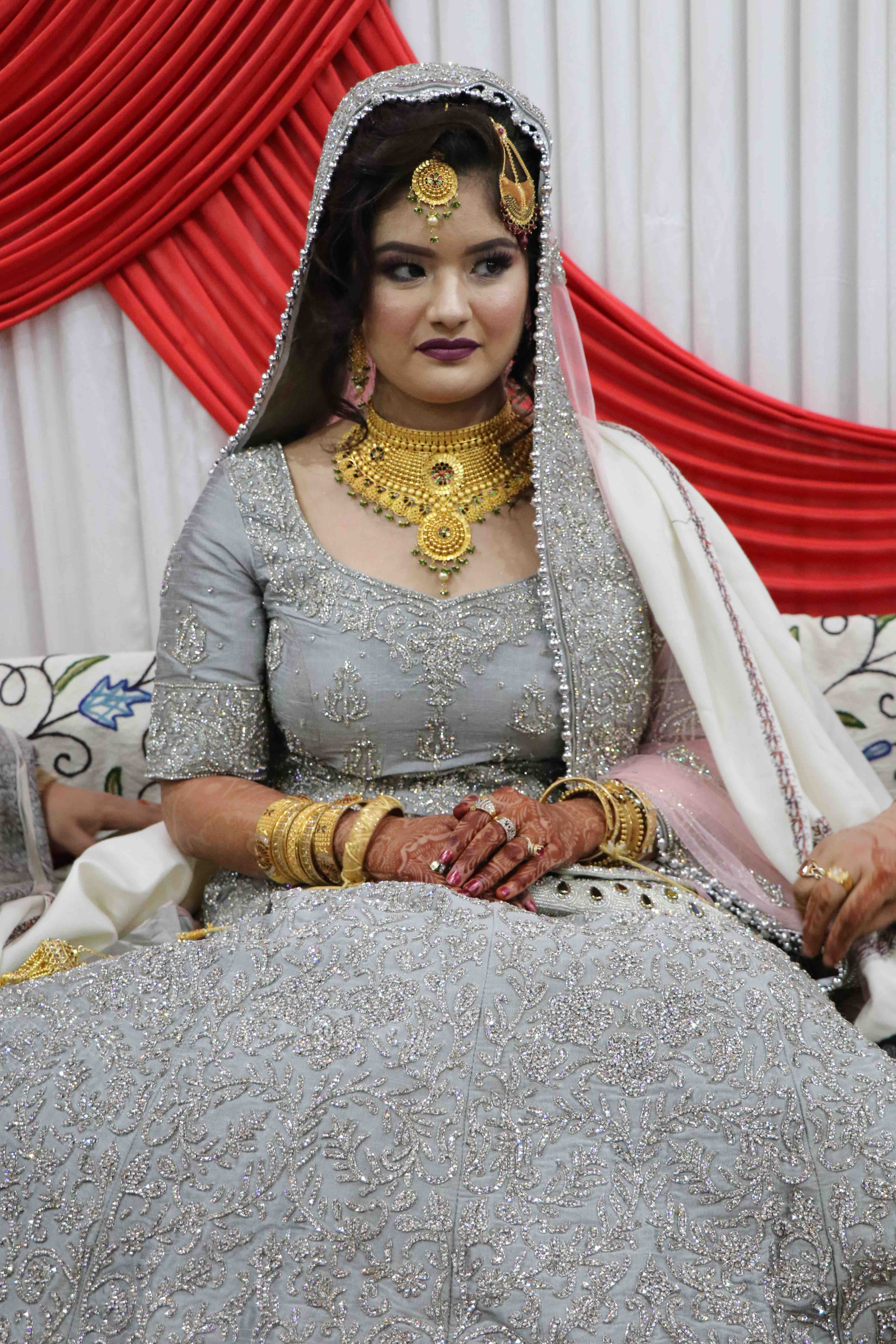 Girls Who Travel | Kashmiri wedding final dress