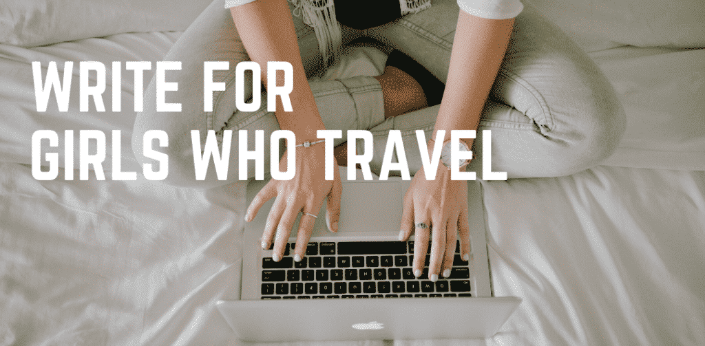 write for girls who travel