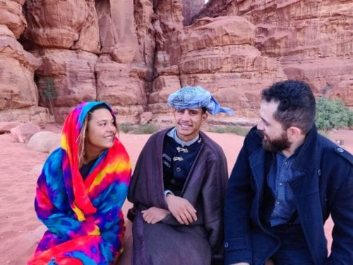 Girls Who Travel   Prejudice in the Middle East
