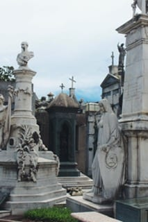Girls Who Travel | Historical Cementary Buenos Aires