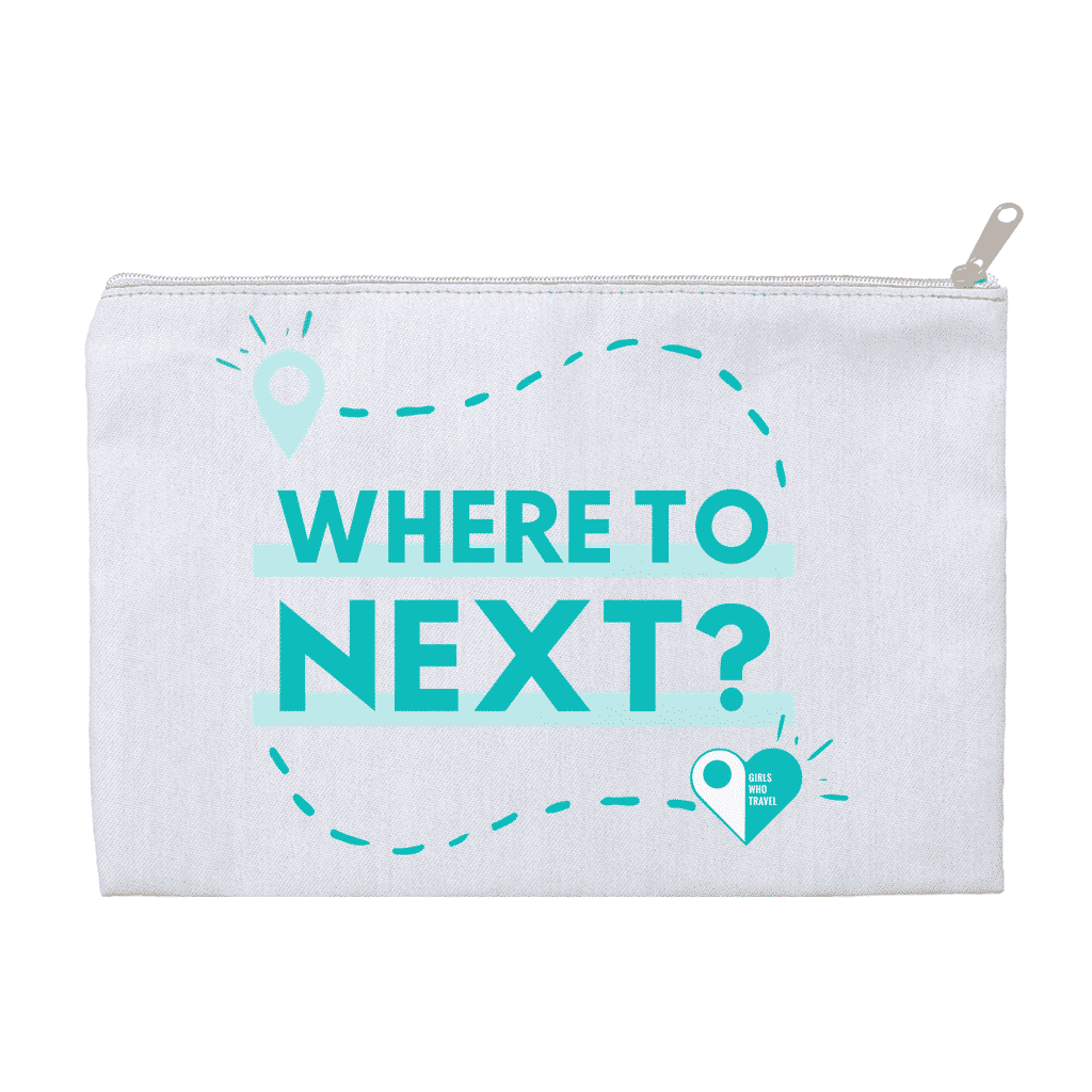 Girls Who Travel |  Pouch