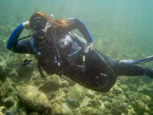 Girls Who Travel | Diving