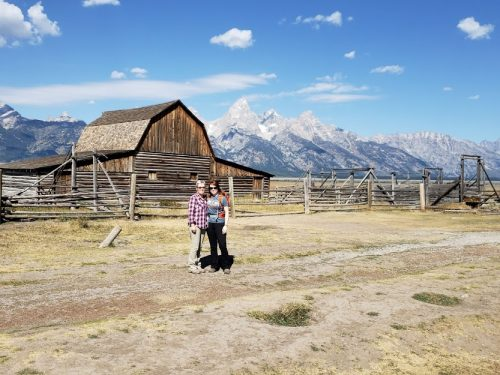 Girls Who Travel | Epic Barn Picture