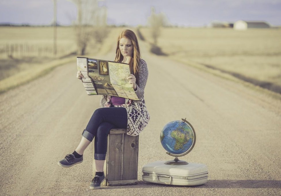 safe travel as a woman